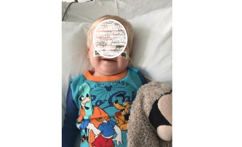 bimbo esce dal coma