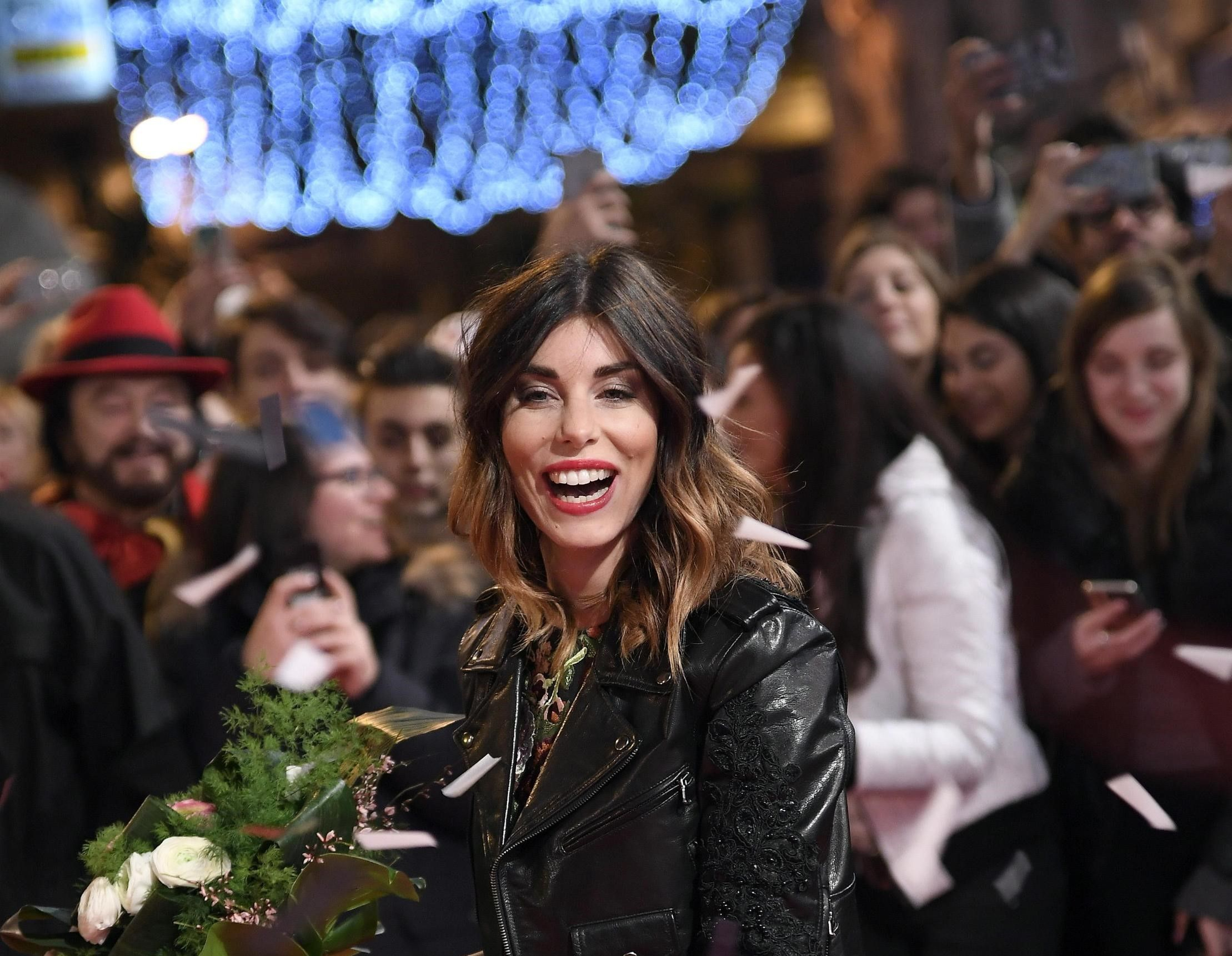 Bianca Atzei, nessun flirt con Jonathan Kashanian: 'Sono felicemente single'