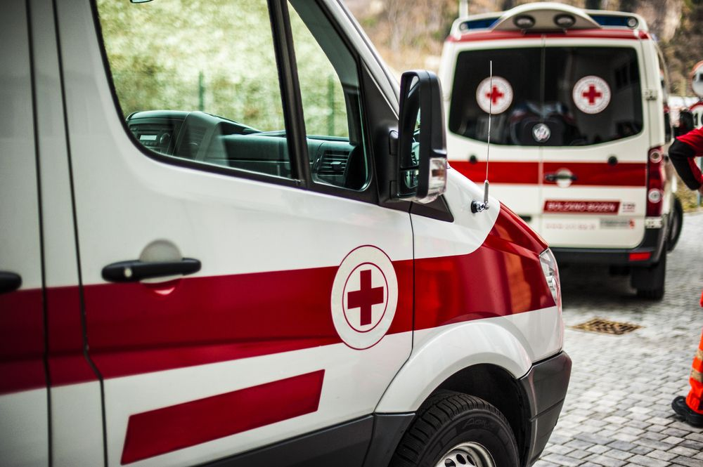 Emergenza ambulanze