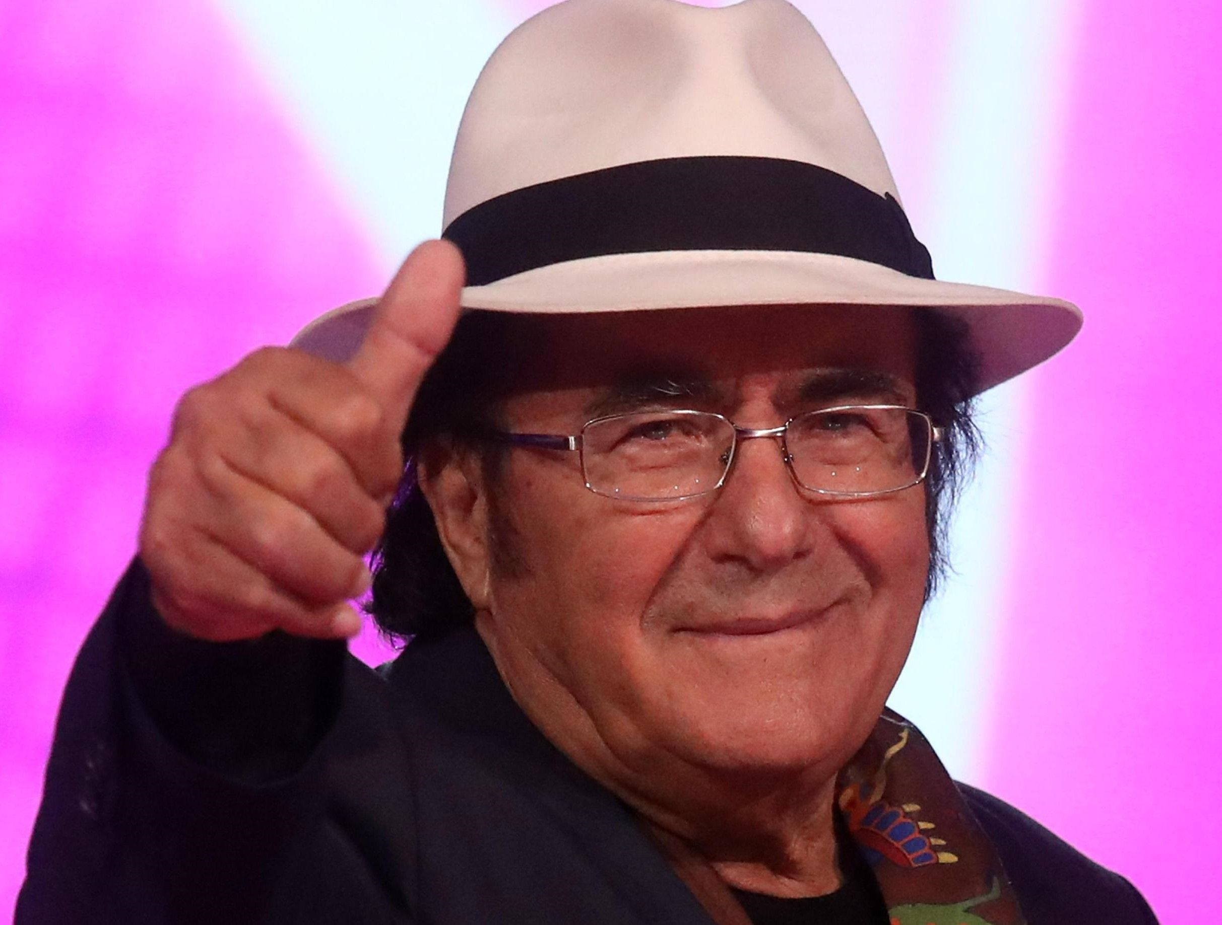 al bano carrisi the voice 2018