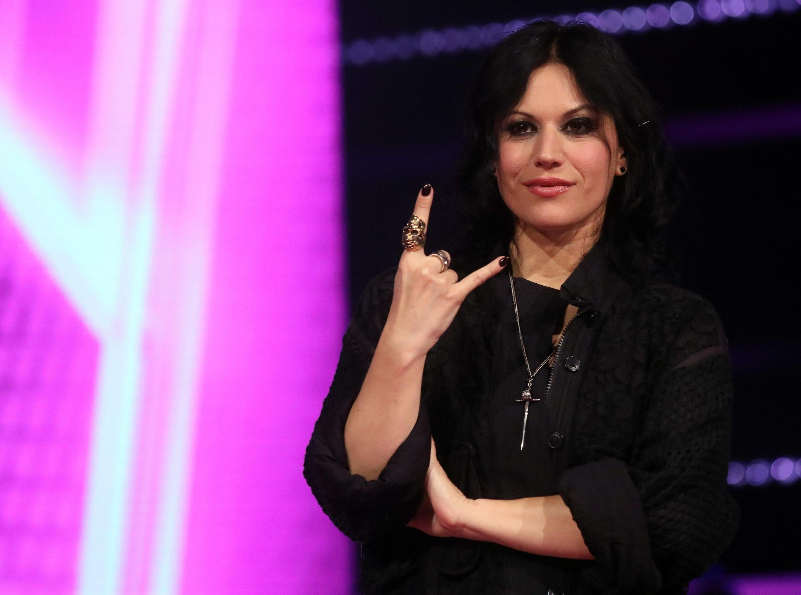 cristina scabbia coach the voice