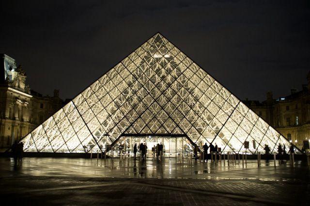 musei più grandi del mondo louvre