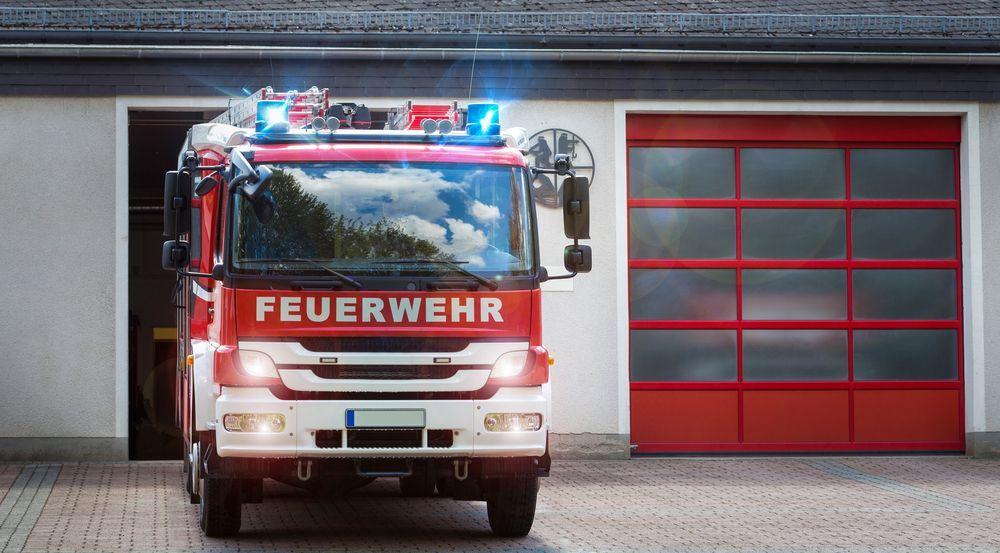 pompieri in germania