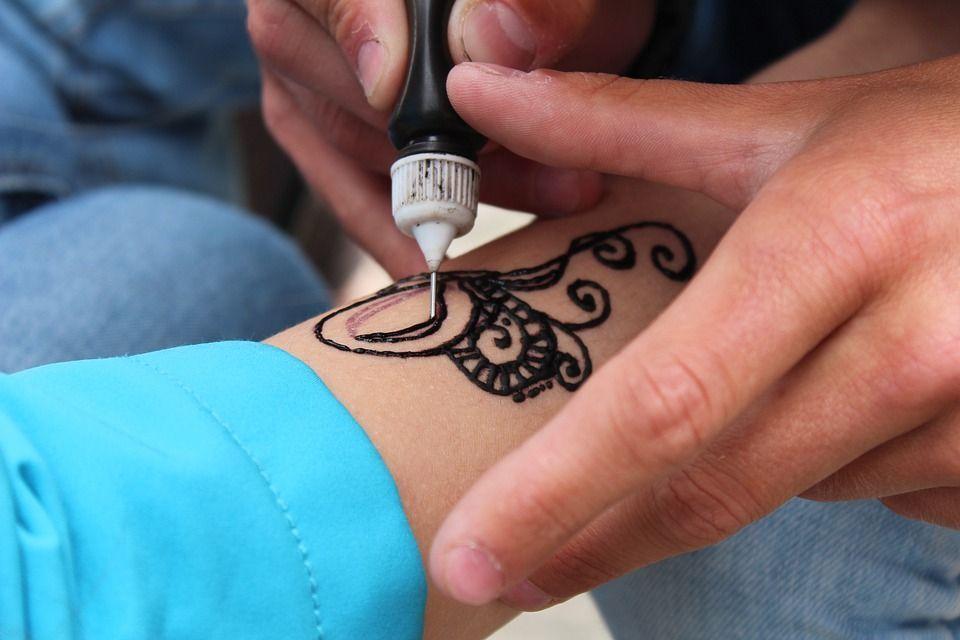 tatuaggio henne