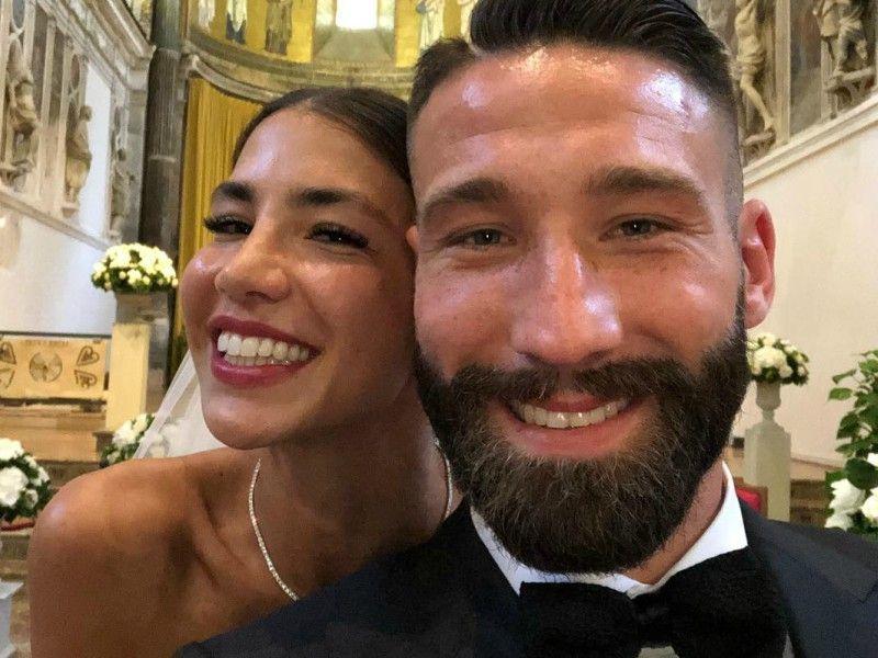 Lorenzo Tonelli e Claudia Manzella matrimonio