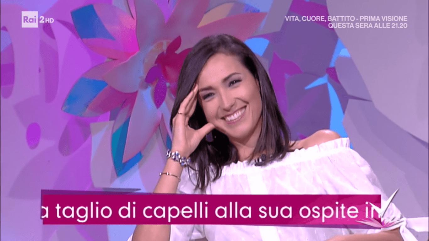 Caterina Balivo, frecciata a Kikò Nalli: 'Quasi mi mancava, ma non so…'