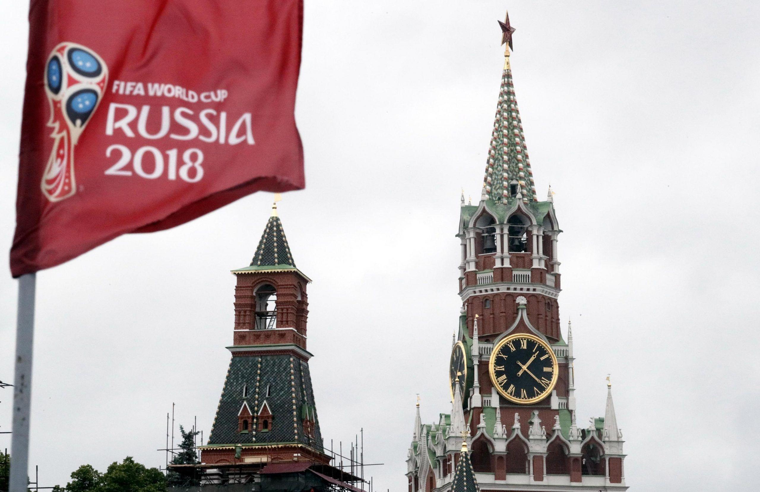FIFA World Cup 2018 preparation