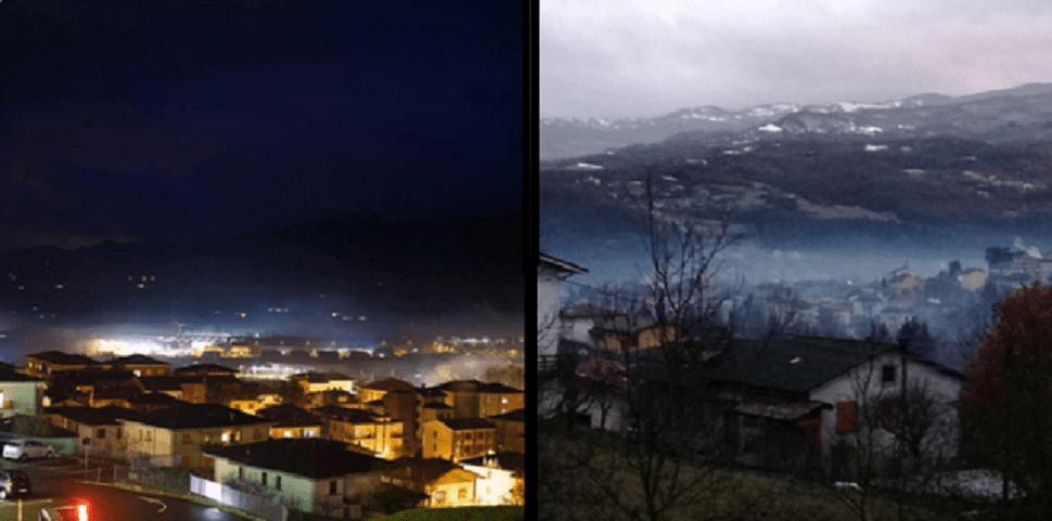 Borgotaro, un paese immerso nella puzza: attivato il tavolo di controllo sulle emissioni della Laminam