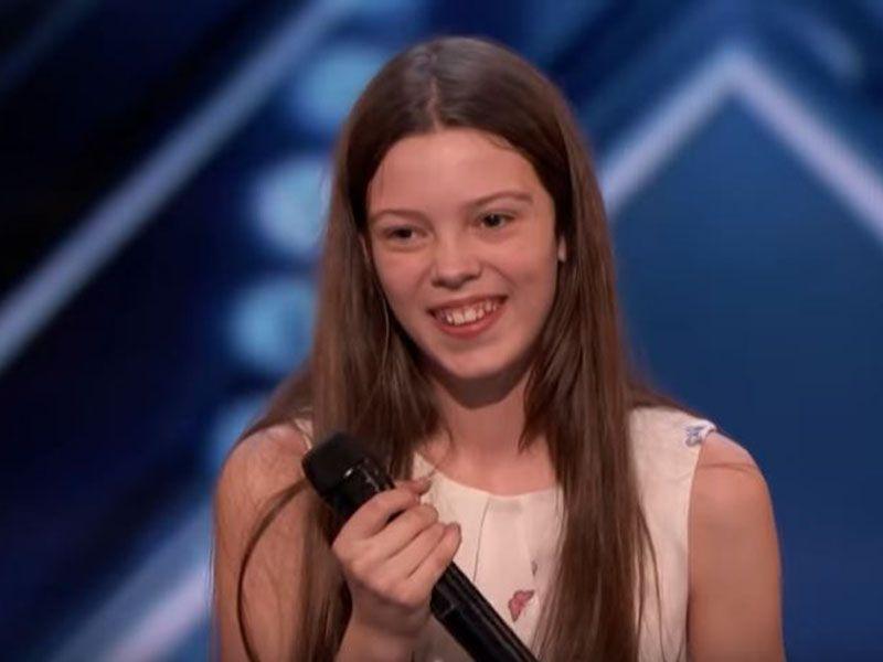Courtney Hadwin cantante America's Got Talent