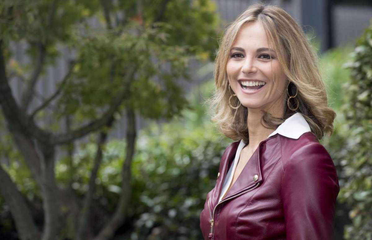 Francesca Fialdini La Vita in Diretta