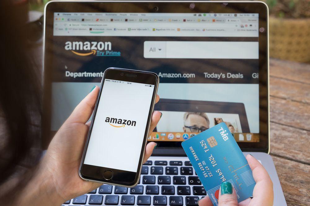 truffa ad Amazon