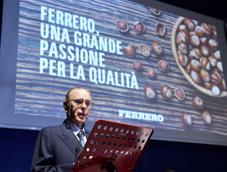 Francesco Paolo Fulci presidente Ferrero