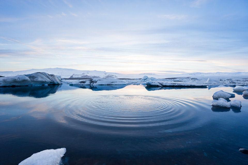 Scioglimento ghiaccio polare