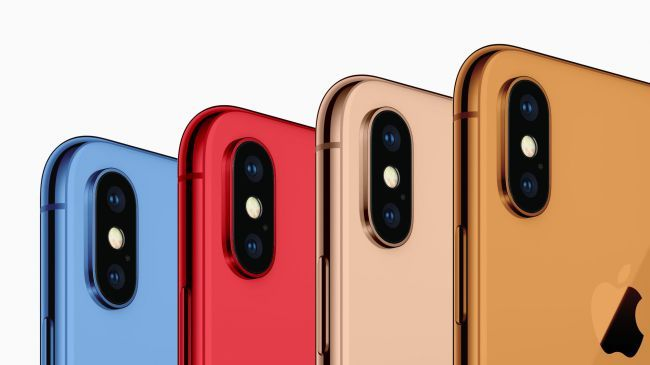 iPhone 9 colori