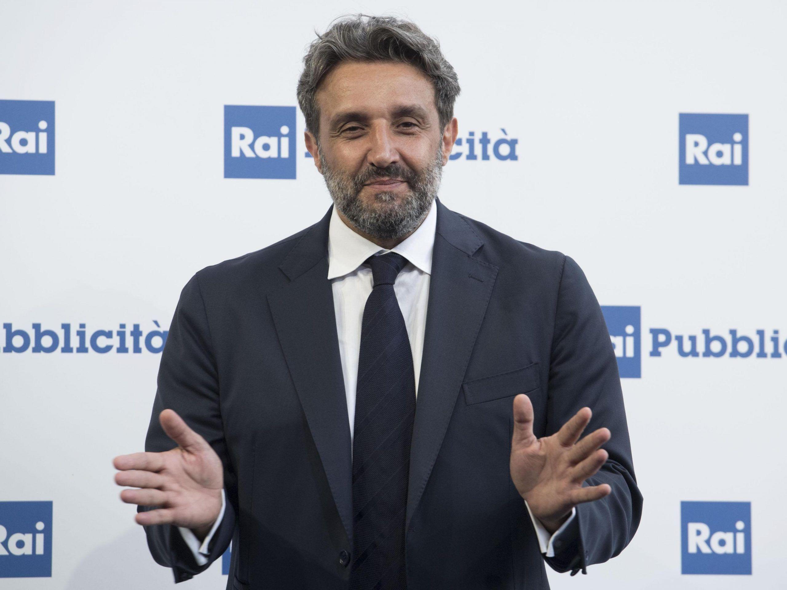 Flavio Insinna, a rischio la conduzione de 'L'Eredità': la Rai vuole farlo fuori?
