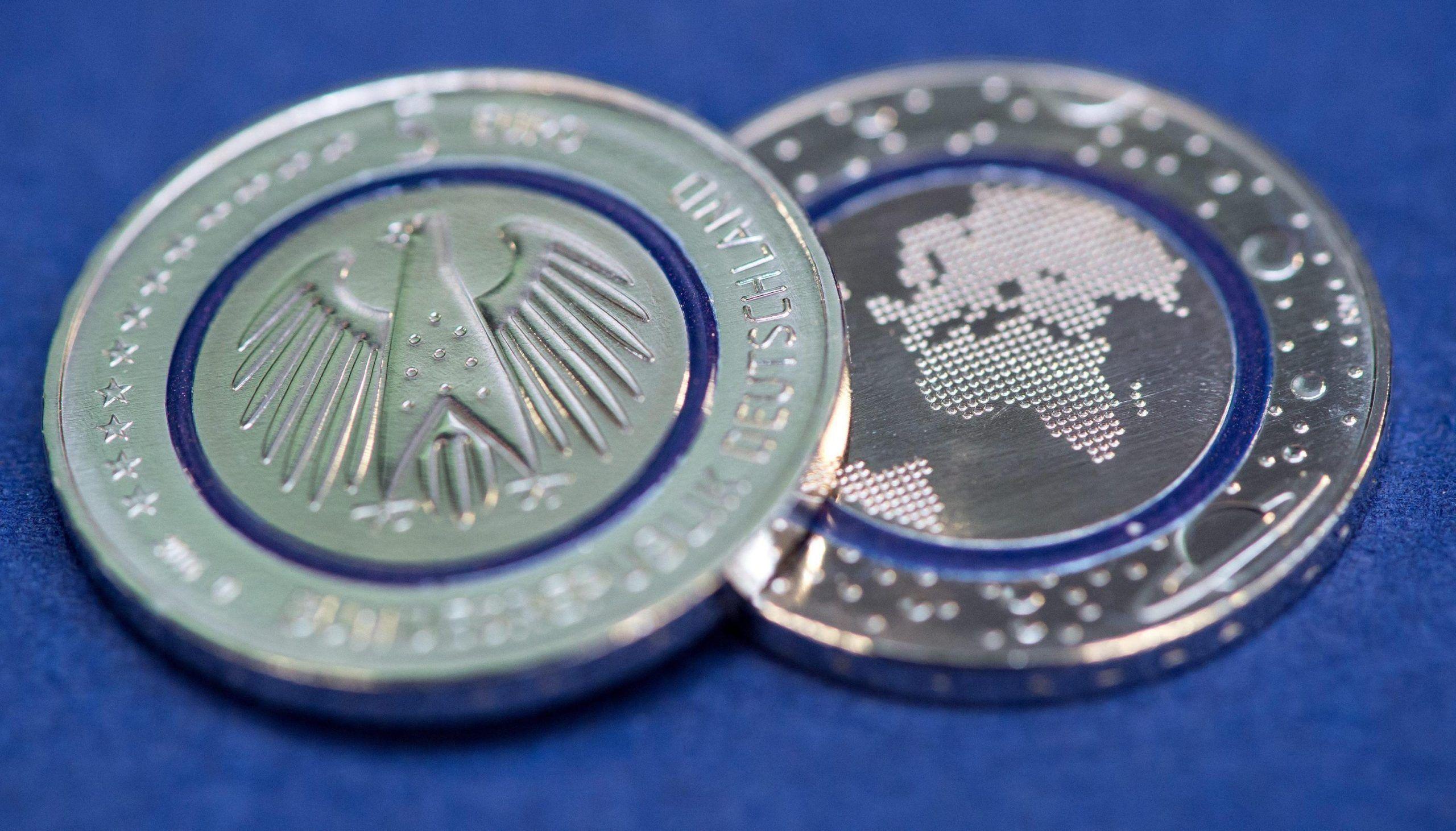 La Germania conia una moneta da 5 euro, ma vale solo entro i confini del Paese