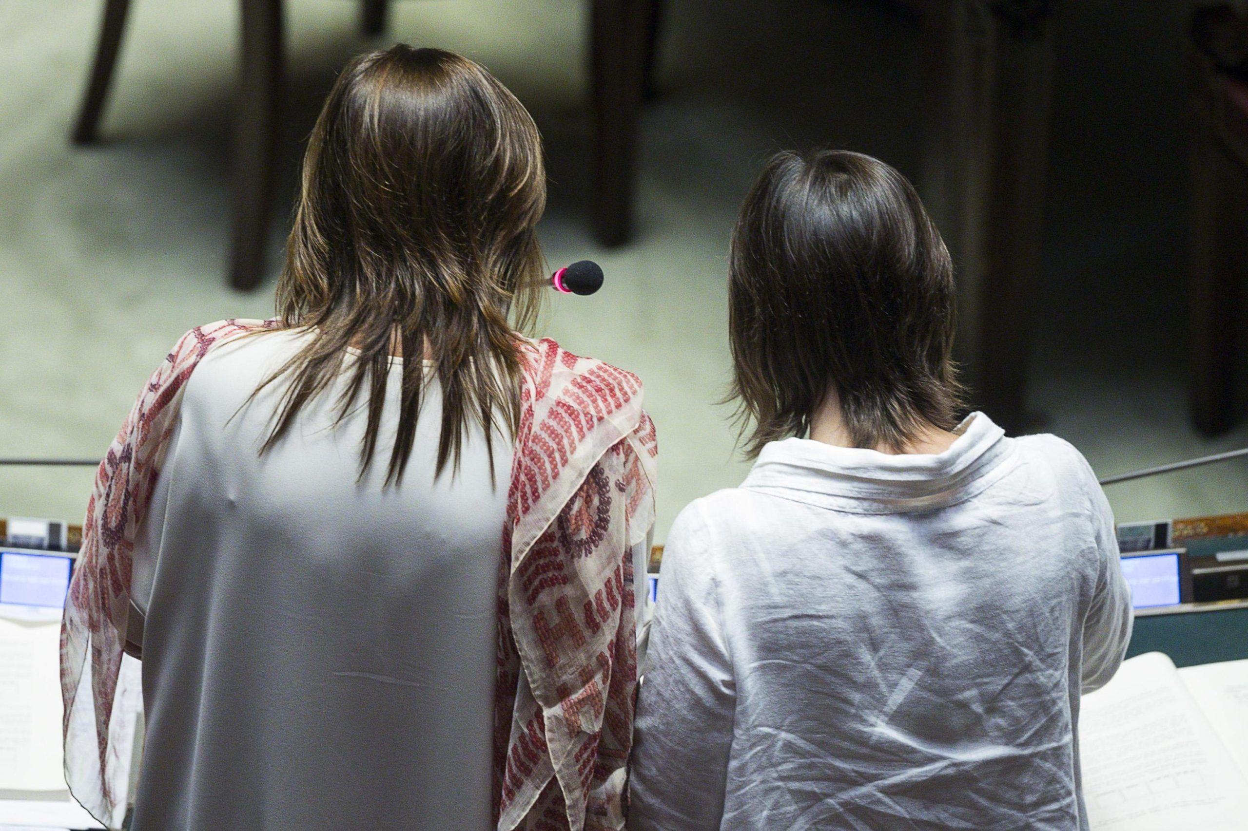 Renata Polverini e Debora Serracchiani