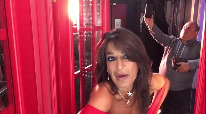 Pomeriggio Cinque, Aida Nizar senza reggiseno: le grazie della spagnola in diretta tv