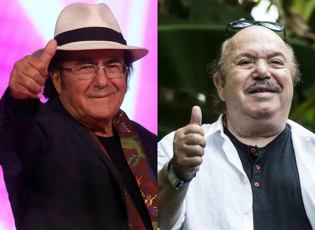 Al Bano e Lino Banfi insieme in una fiction, il cantante: 'Puntiamo sulla fantasia'