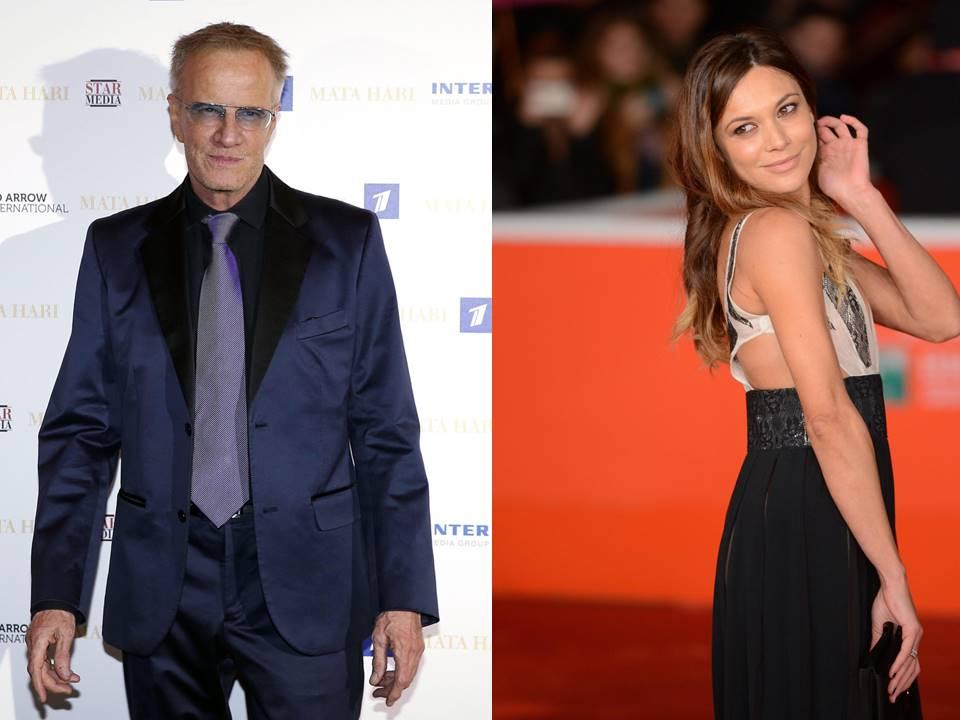 Christopher Lambert e Camilla Ferranti, il flirt