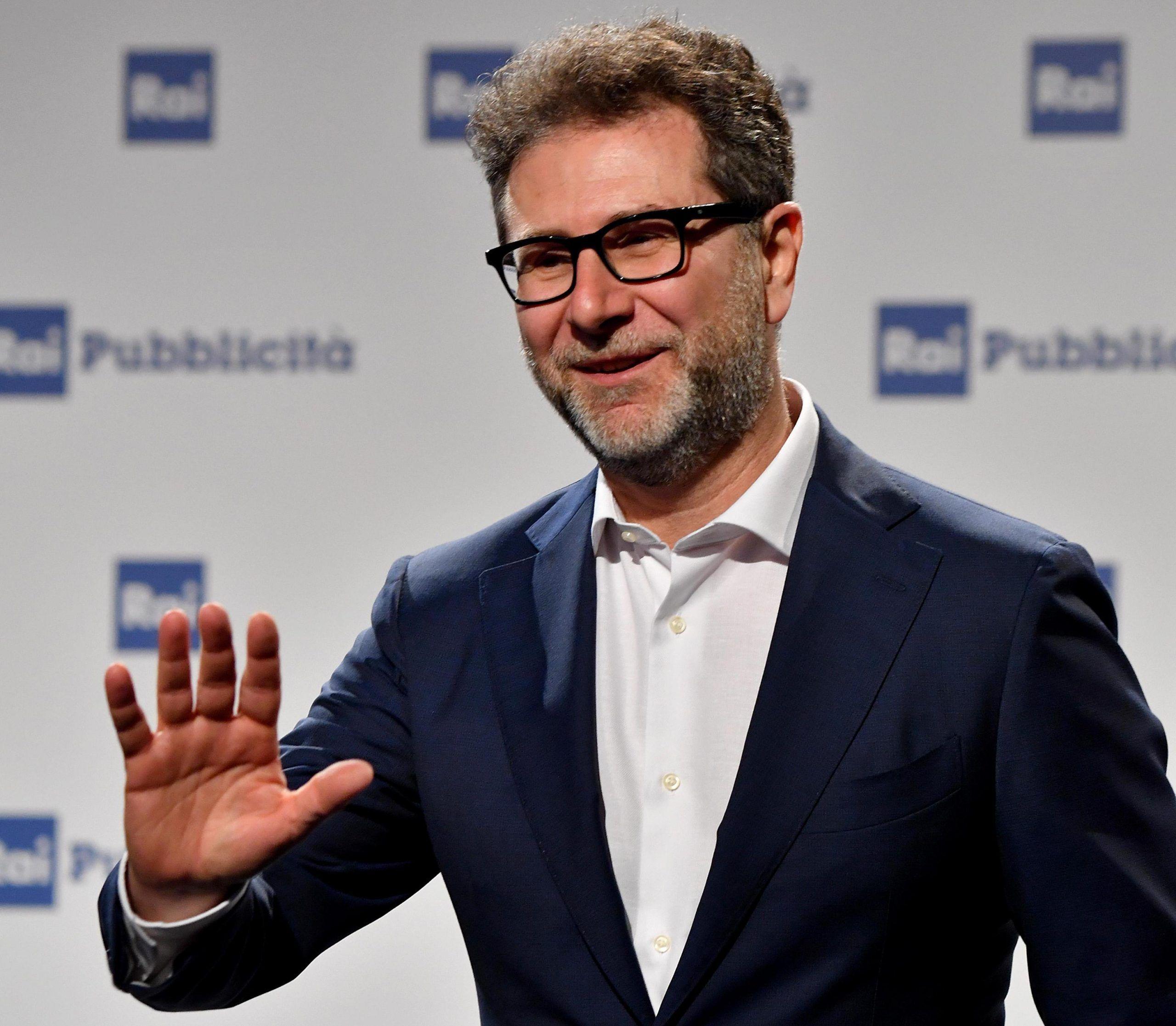 Fabio Fazio: 'Il mio stipendio è alto ma non può diventare una condanna'