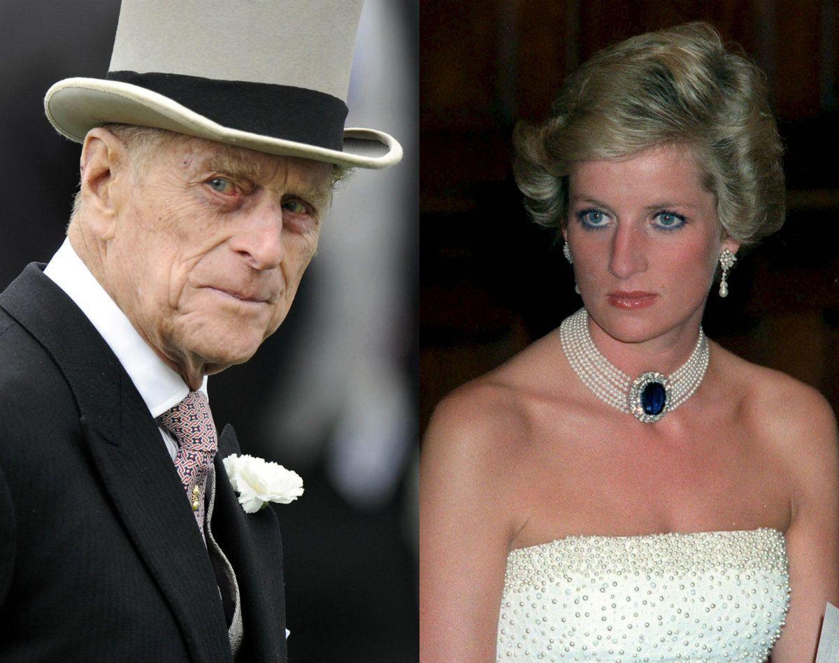 Lady D, spunta la lettera del Principe Filippo: 'Nessuno sano di mente ti lascerebbe per Camilla'