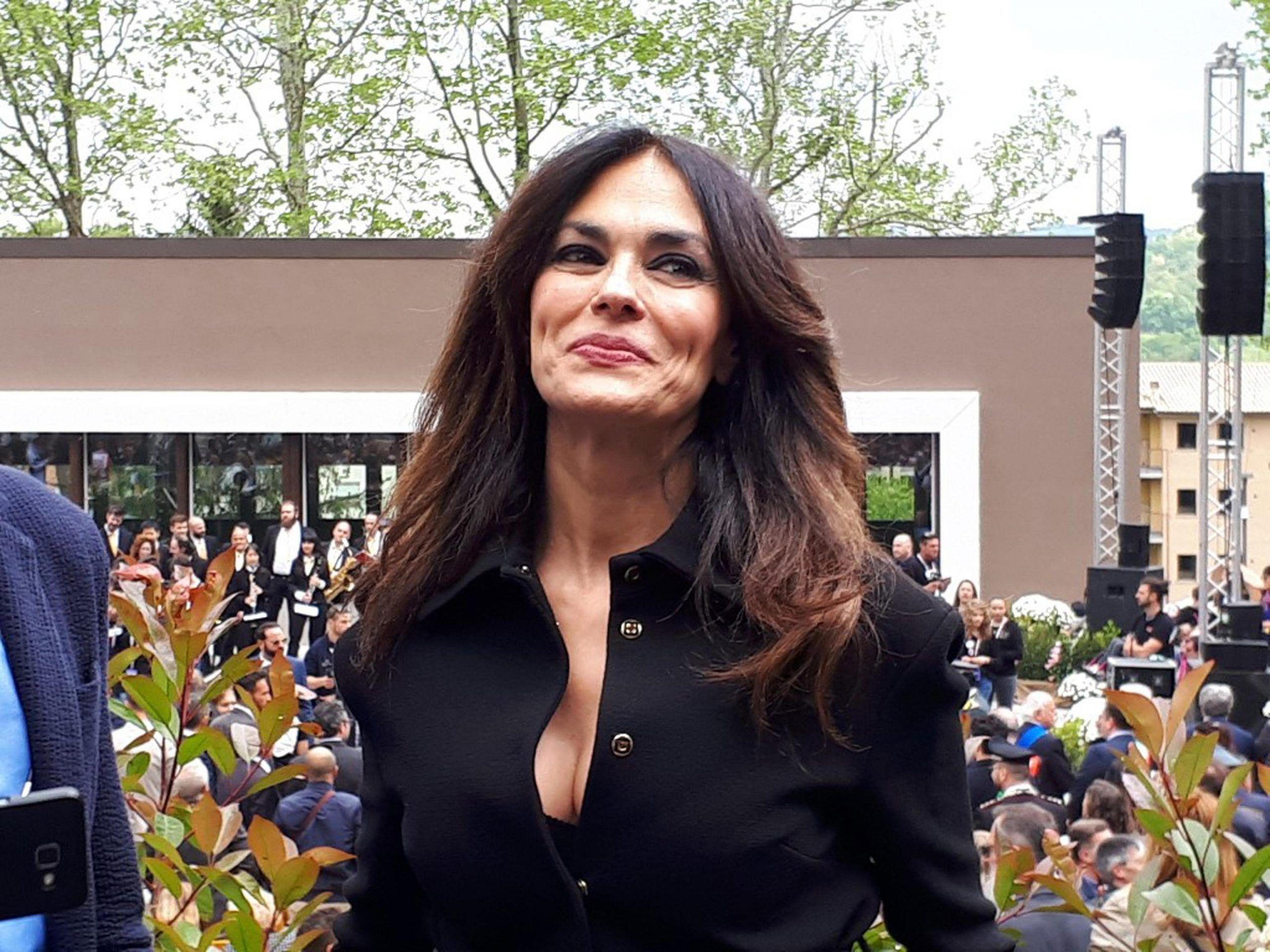Maria Grazia Cucinotta: 'Se non avessi avuto mia figlia Giulia sarei ricorsa alla maternità surrogata'