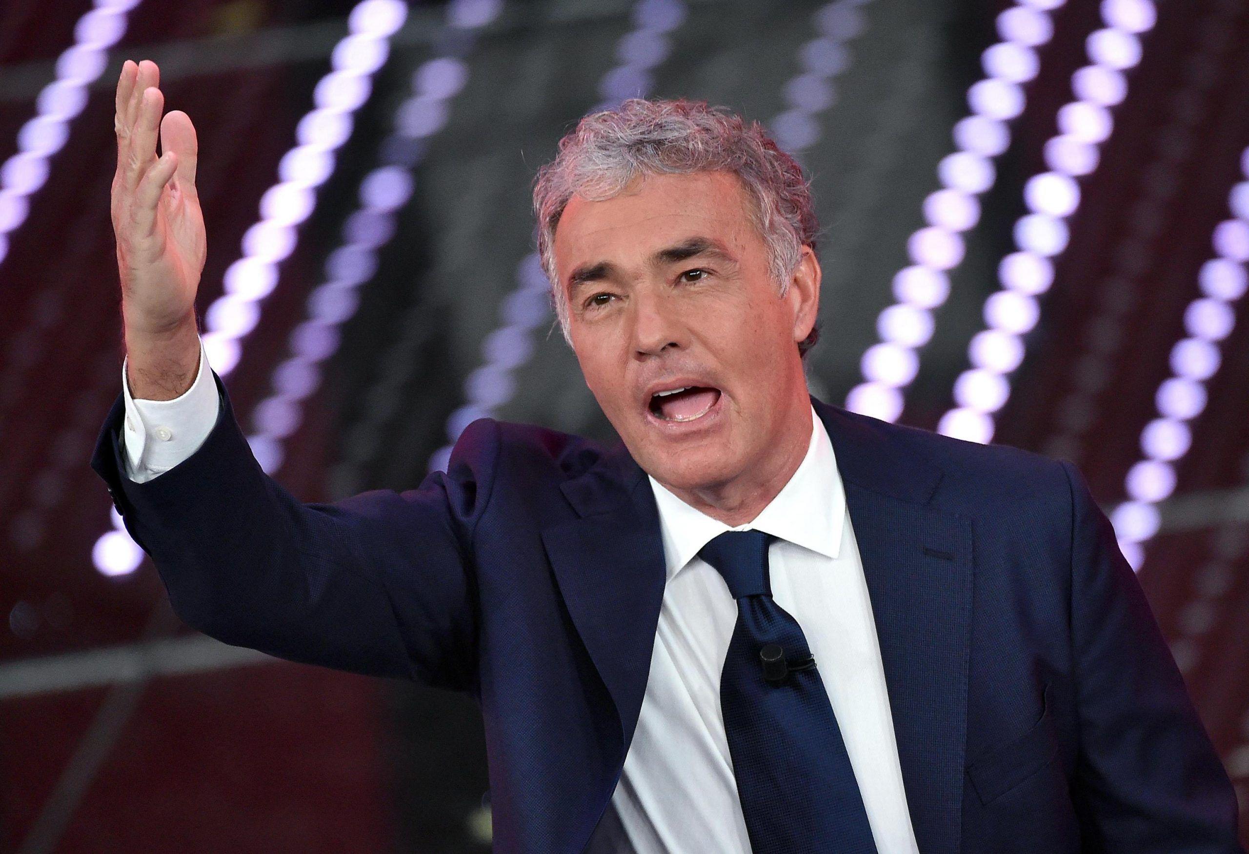 Massimo Giletti: 'Diffido del popolo, sulla Rai la politica trova sempre compromessi'