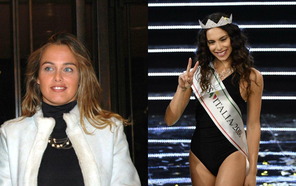 Sonia Bruganelli, il messaggio per Miss Italia: 'Ti ho conosciuta bambina'