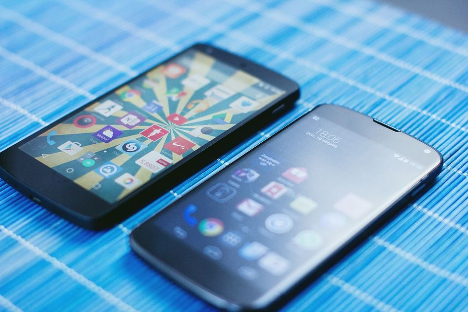 Vecchi cellulari nuovi usi