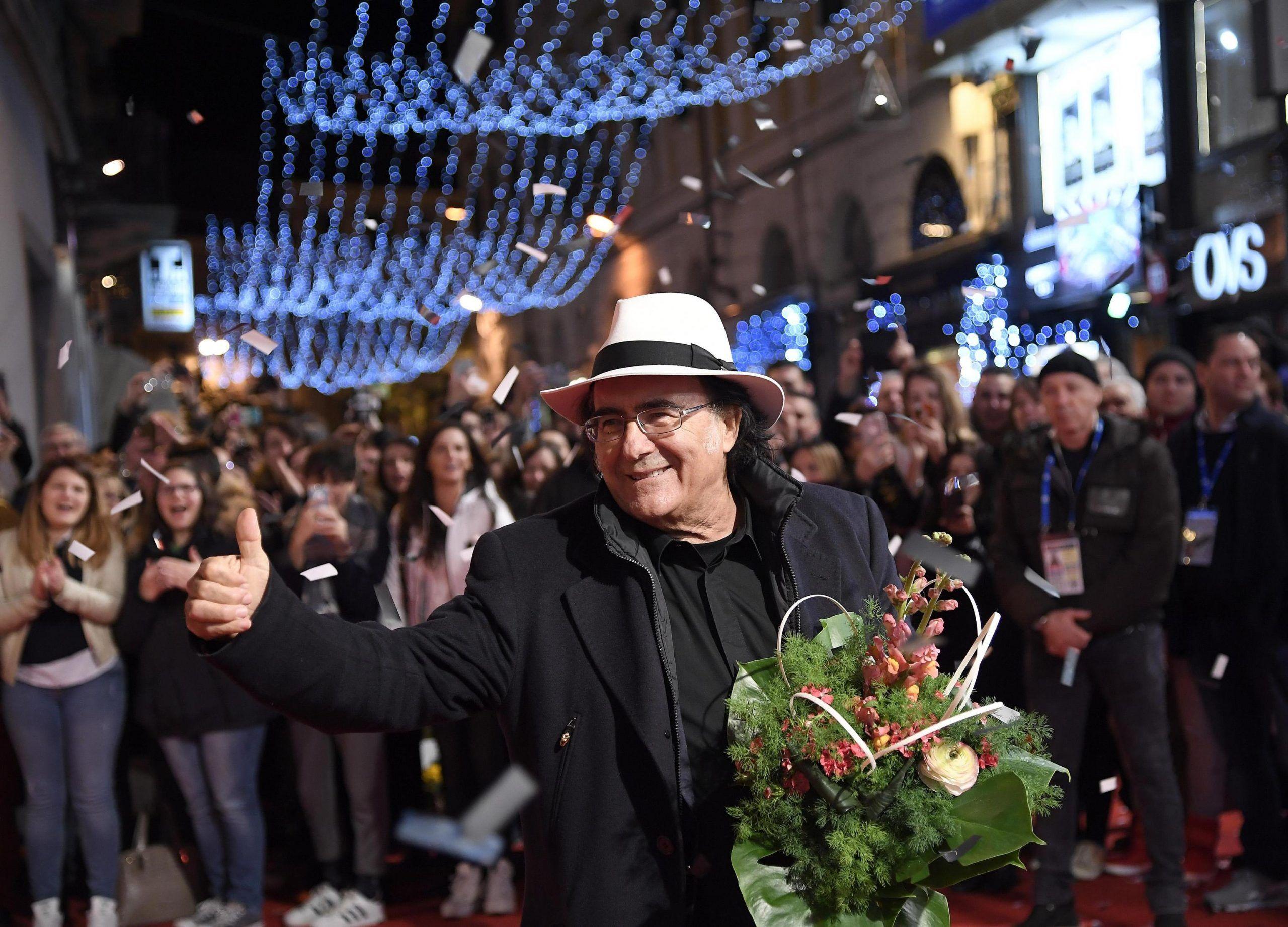 Al Bano: 'Natale con Loredana Lecciso e Romina Power? Un miracolo'