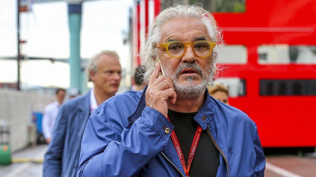 Briatore: 'Gilberto Benetton, un'altra vittima del Ponte Morandi'