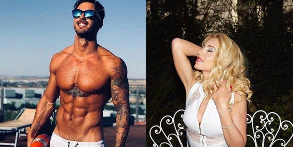 Ivan Gonzalez: 'Io e Valeria Marini non siamo una coppia, ma amici stellari'