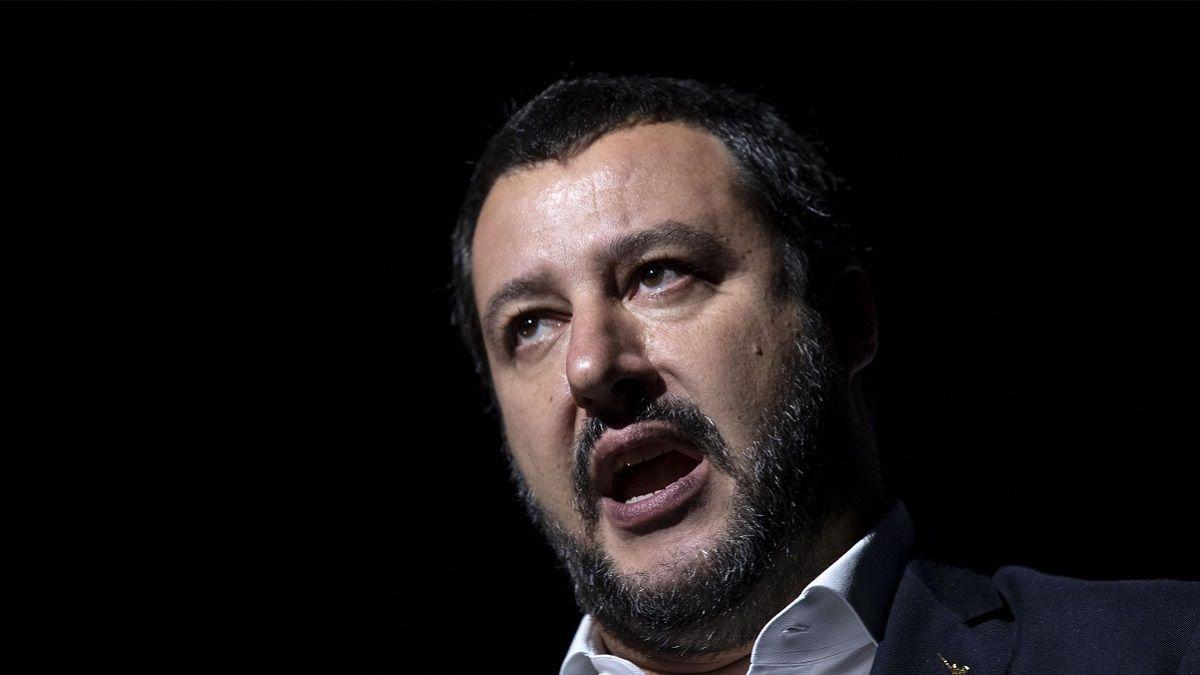 Manovra, Salvini: 'Uno schiaffo dall'Ue. E' un attacco all'economia italiana'