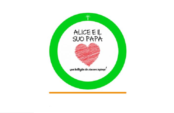 'Alice e il suo papà sono malati': una raccolta fondi per aiutarli