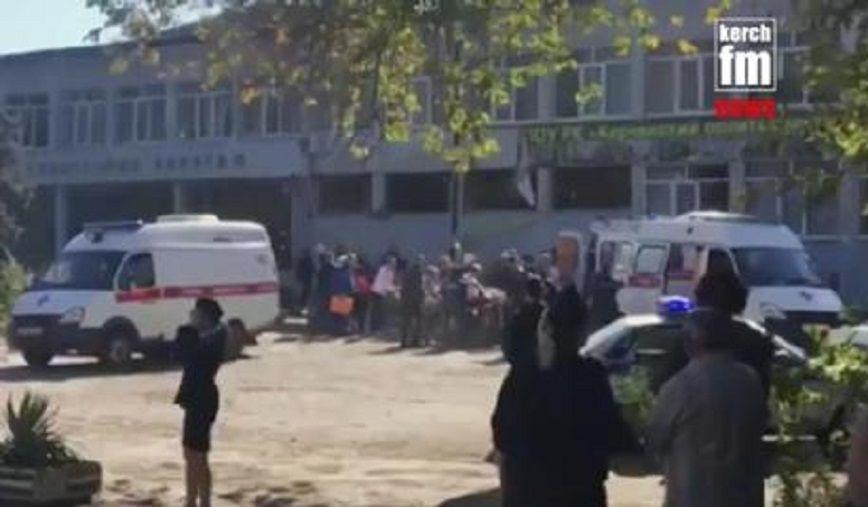 Attacco terroristico in Crimea: indagini aperte dopo l'esplosione in una scuola