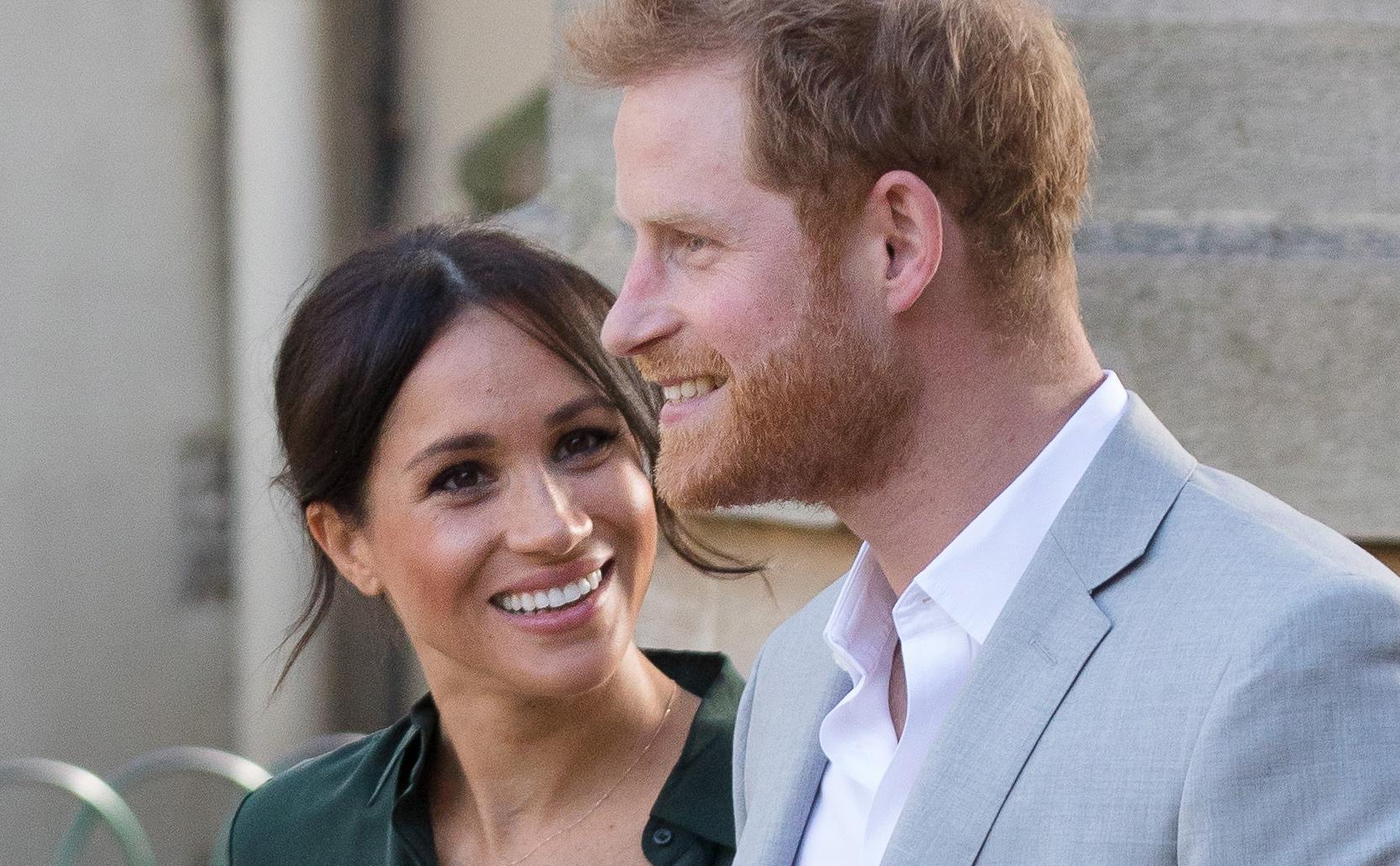 Meghan Markle incinta principe Harry