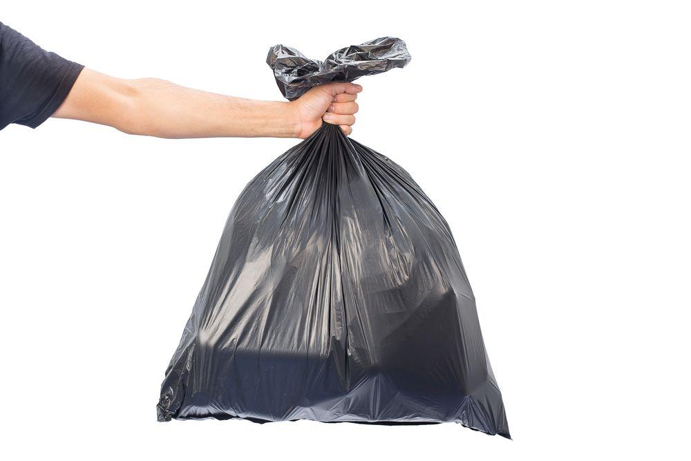 sacco della spazzatura