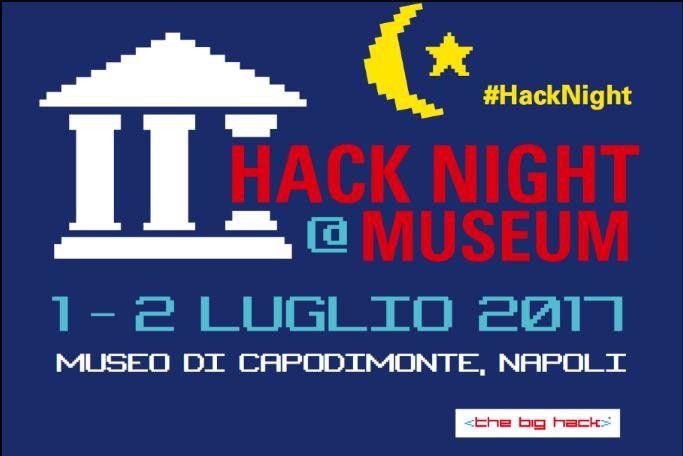 Al museo di Capodimonte di Napoli la maratona 'The big hack'
