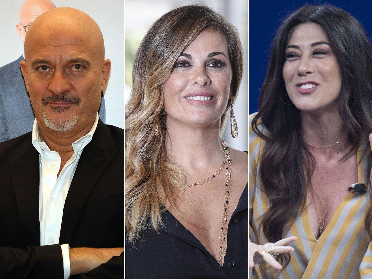 Sanremo 2019 conduzione a tre con Claudio Bisio Vanessa Incontrada Virginia Raffaele?