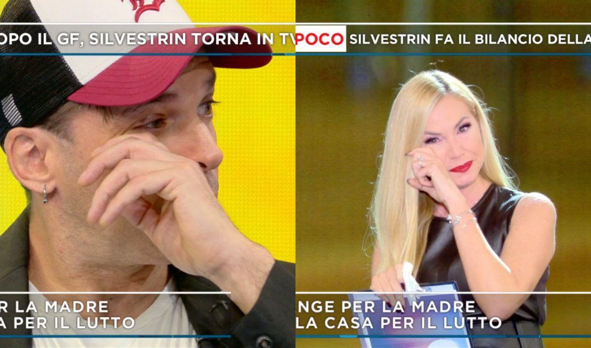 Enrico Silvestrin e Federica Panicucci in lacrime a Mattino Cinque: 'Non me lo aspettavo'