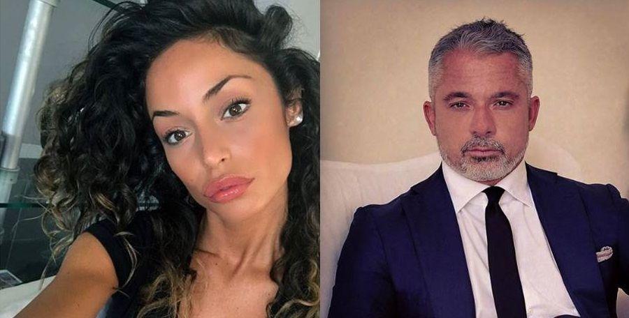 Raffaella Fico e Alessandro Moggi sono tornati insieme: 'Ci riproviamo'
