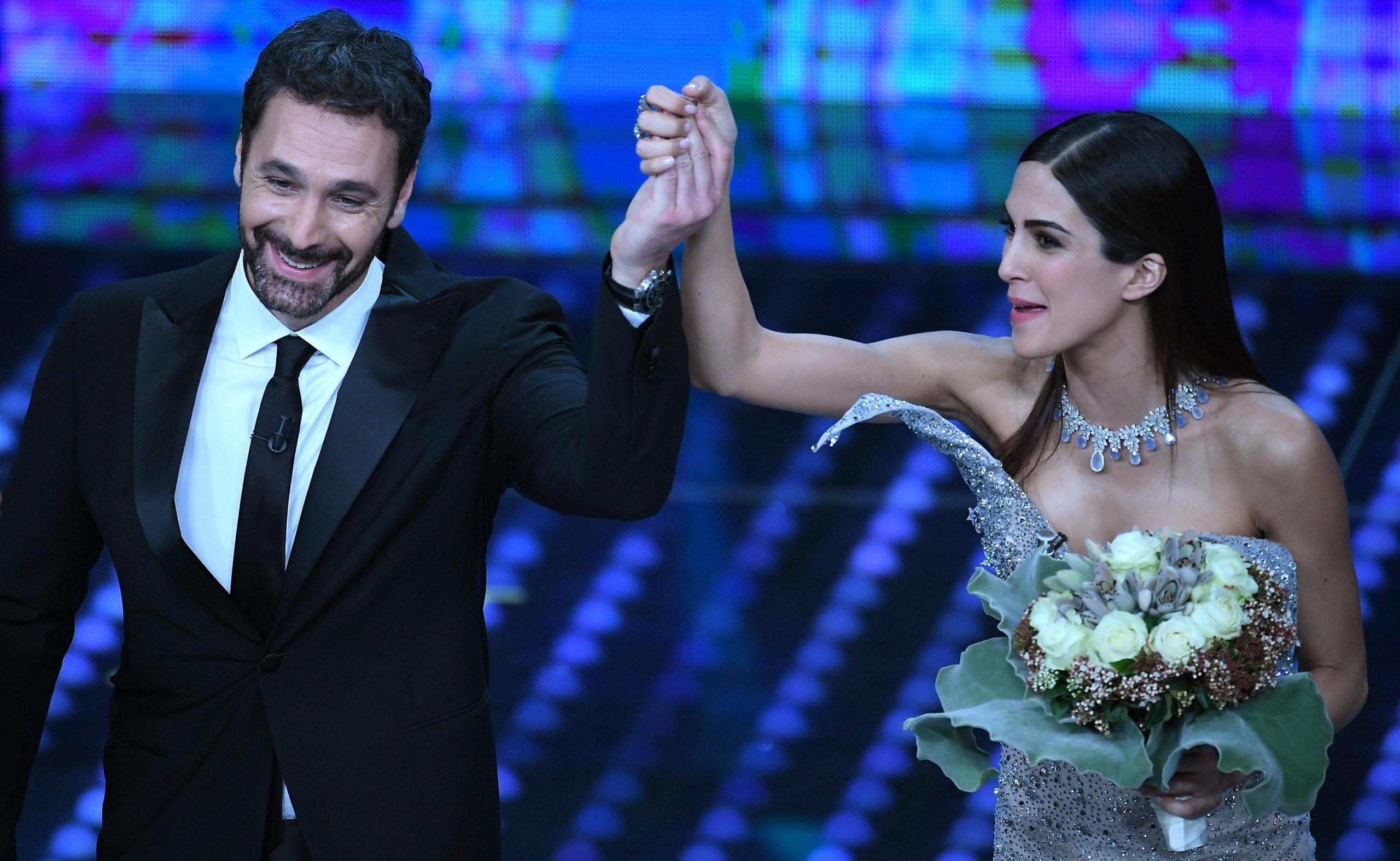 Raoul Bova e Rocío Muñoz Morales genitori bis: nata la seconda figlia della coppia