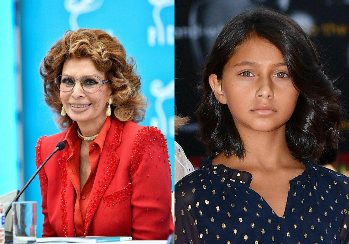 Sophia Loren scrive a Ludovica Nasti de L'Amica geniale: 'Mi ha commosso'
