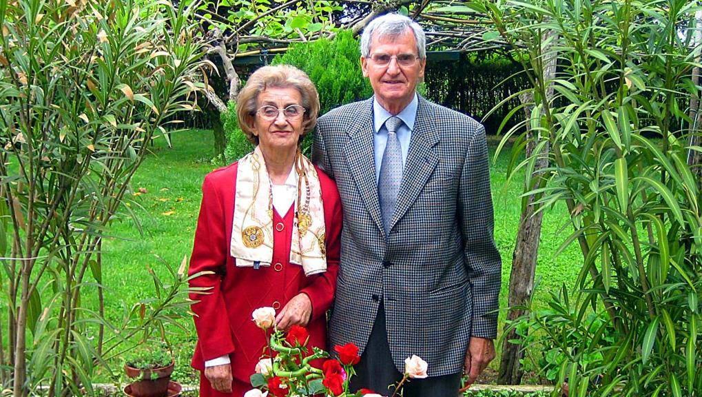 Coniugi muoiono nello stesso giorno dopo 62 anni d'amore
