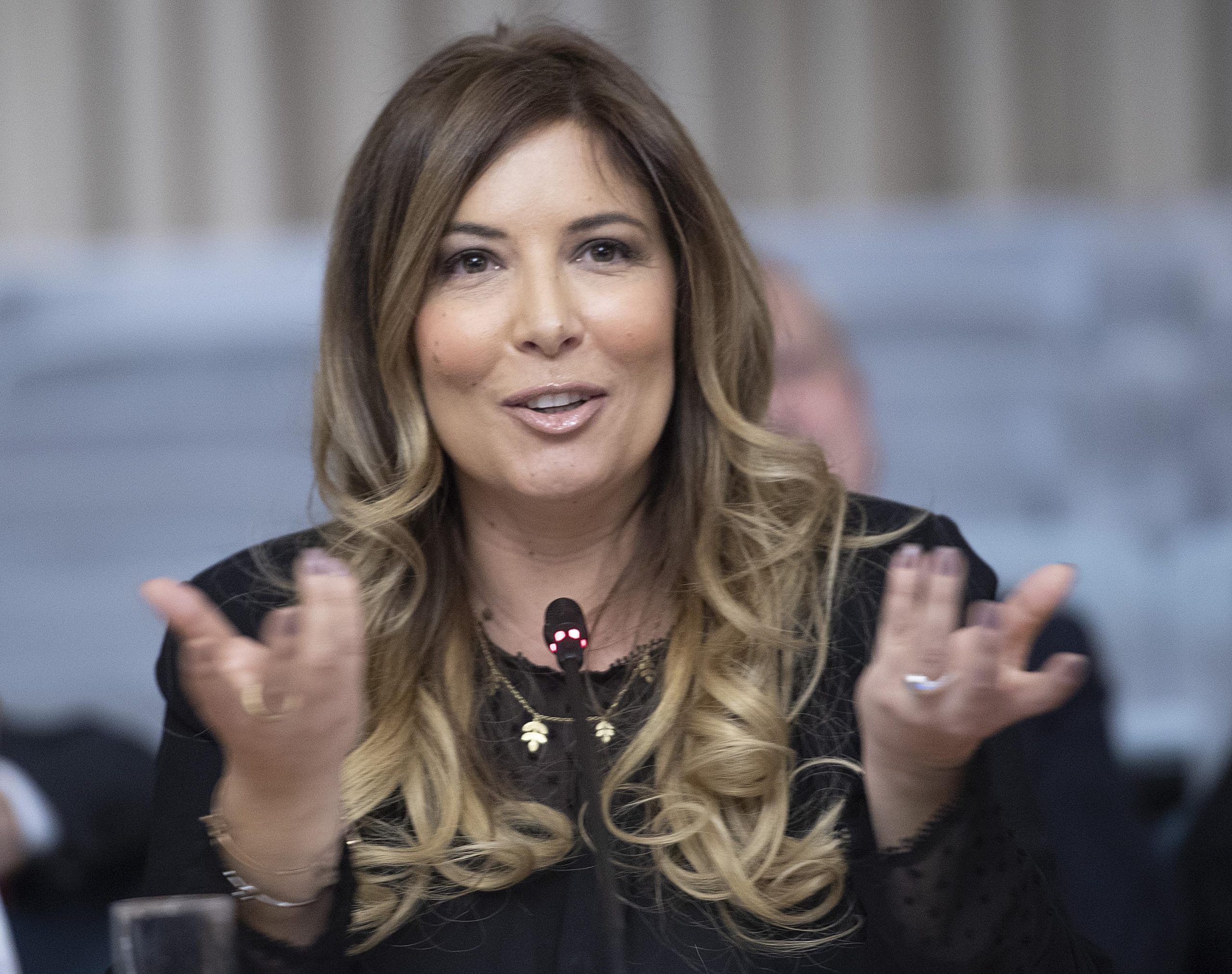 Selvaggia Lucarelli Isoardi Salvini