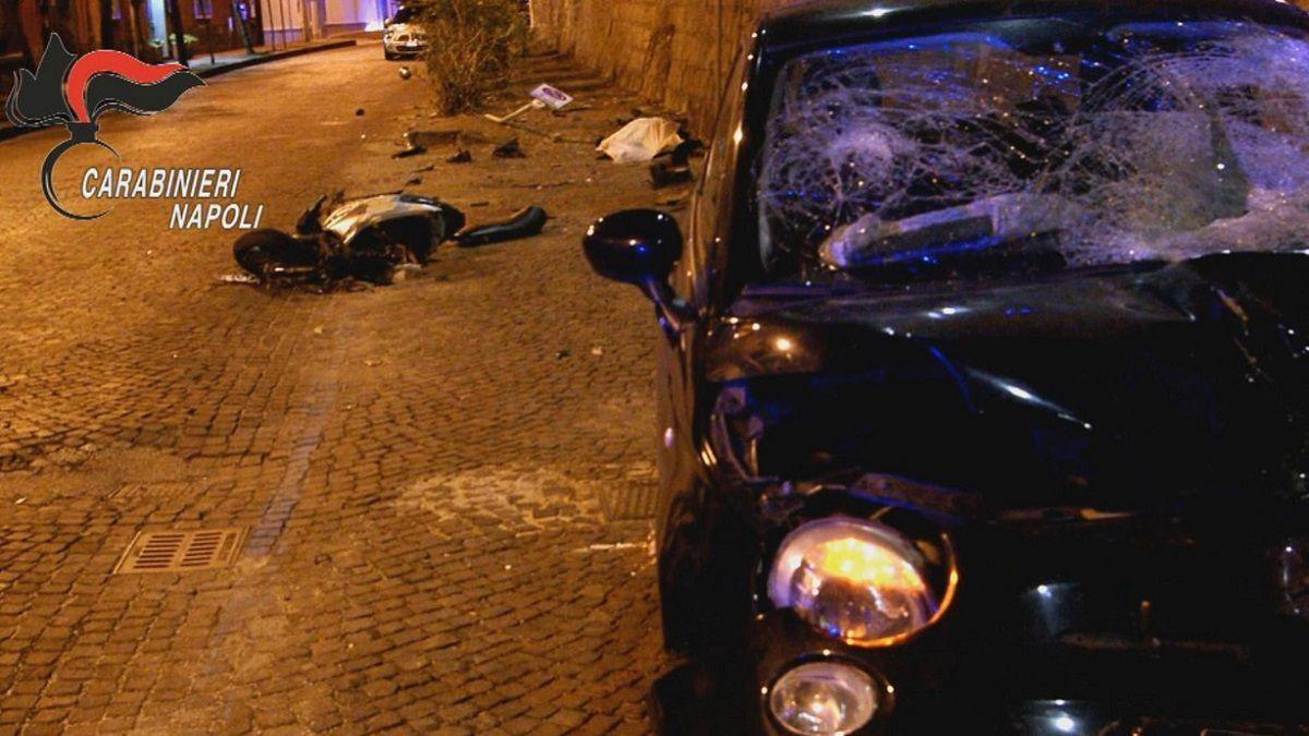 Investito a 100 km all'ora durante una gara di auto: arrestato un 21enne