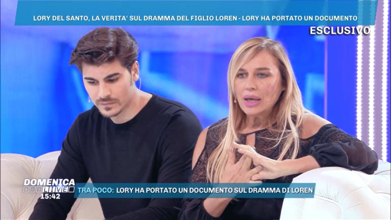 Lory Del Santo: 'Partecipare al Grande Fratello mi ha fatto bene'