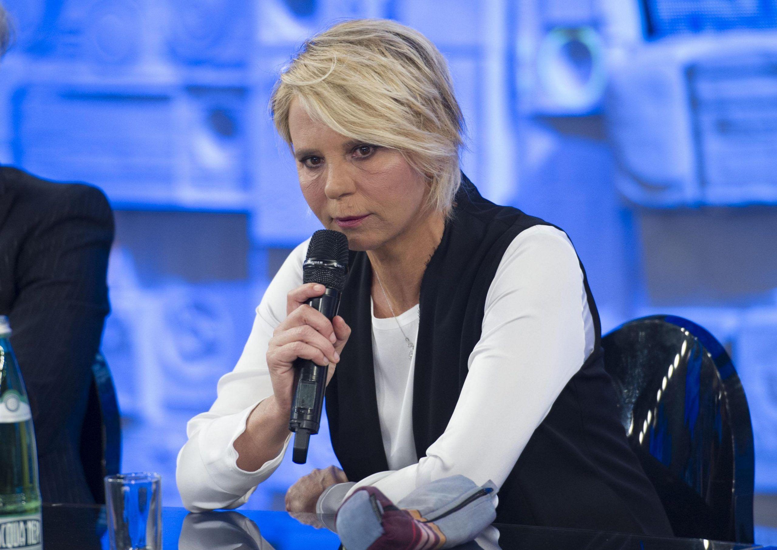 Maria De Filippi: 'In Rai per un progetto sociale. Sanremo? Non ci tornerei'