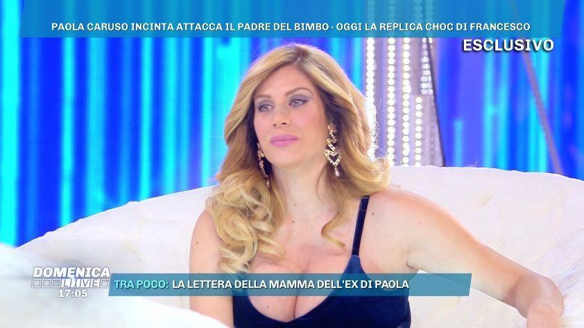 Paola Caruso: 'Francesco Caserta ha un altro figlio di 9 anni'. La madre di lui smentisce